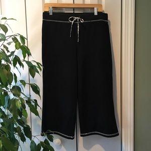 Loft crop pants.